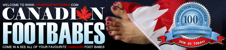Canadian Foot Babes